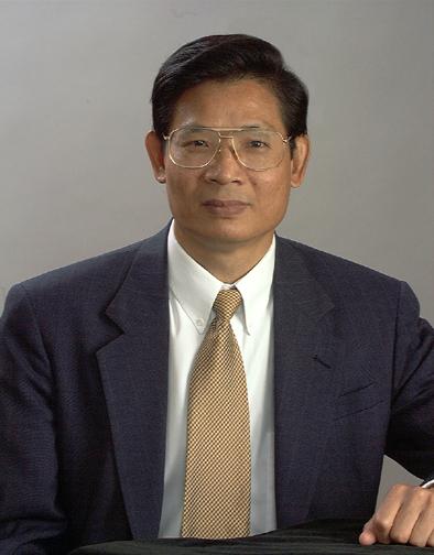 OCCS Director Dr. Simon Liu