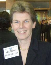 Betsy Humphreys