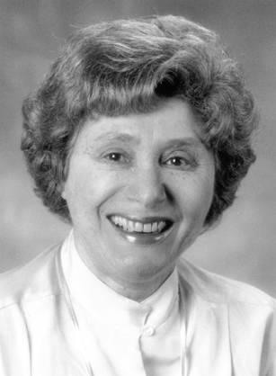 Ruth Kirschstein, MD