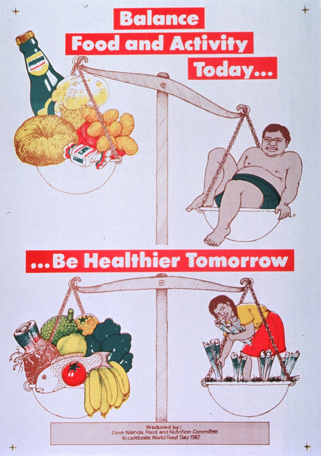 tip the scales in favor of healthy eating exercise nlm in focus