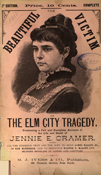 Elm City Tragedy Murder Pamphlet
