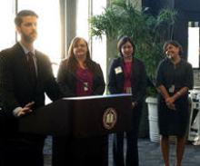 2012-2013 Associate Welcome Reception