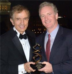 Joseph Perich, MD, JD and Rep. Chris Van Hollen