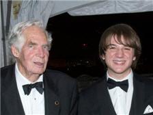 Photo Dr. Lindberg and Jack Andraka*