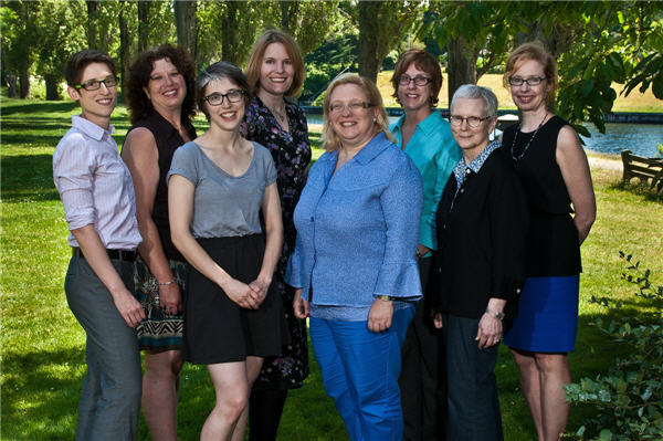 Pacific Northwest Region Staff Photo