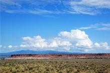 Photo of rural New Mexico