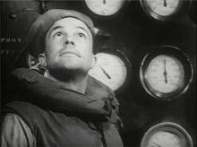 Gene Kelly starring in Combat Fatigue Irritability