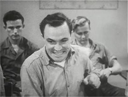 Gene Kelly Portrays Seaman Bob Lucas