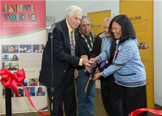 Ribbon cutting to open Native Voices in Alaska