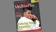 Magazine cover showing Ta'Rhonda Jones