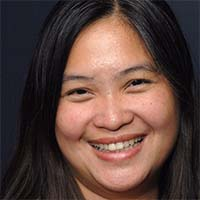 casual headshot of Noreen Rivamonte Gonzales-McCurdy