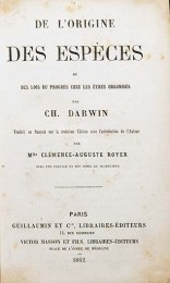 title page in French