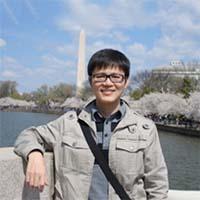Casual headshot of Chih-Hsuan Wei