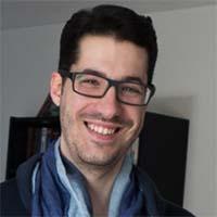 Casual headshot of Nicolas Fiorini