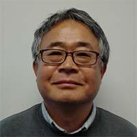 Headshot of Won-Gyu Kim