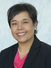 headshot of Diana Almader-Douglas
