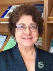 headshot of Joan V. Zivich