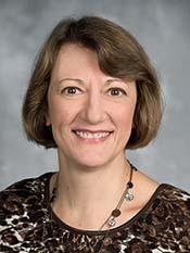 headshot of Lynne Ferrell
