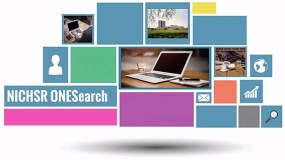 A montage of images reflecting the scope of ONESearch