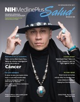 Magazine cover featuring Taboo from the Black Eyed Peas