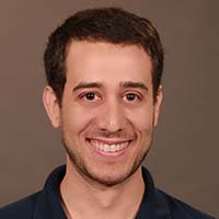 headshot of Ayal Gussow