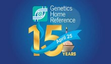 celebrating 15 years of Genetics Home Reference