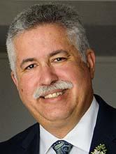 headshot of Dr. Jaén