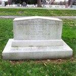 Headstone for John Shaw Billings