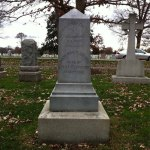 Headstone for Robert Fletcher