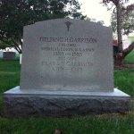 Headstone for Fielding Garrison