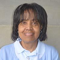 headshot of Sharon Brown