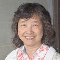 headshot of Phyllis Chui