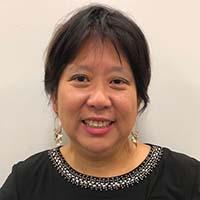 headshot of Ihsia Hu