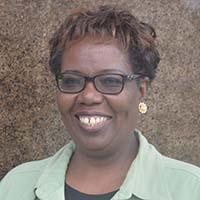 headshot of Sharon Willis