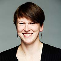 headshot of Amy Donahue