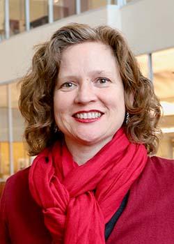 formal headshot of Mellanye Lackey