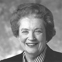 formal headshot of Ruth M. Davis, PhD
