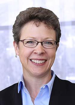 formal headshot of Catherine Soehner