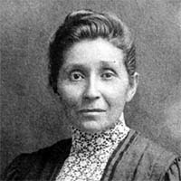 formal portrait of Susan La Flesche Picotte