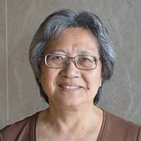 headshot of Laura L. Wong